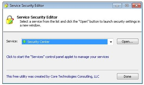 System administration it services part 2 it works securityserviceseditor fandeluxe Choice Image
