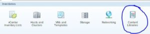 vmwarecontentlibrary